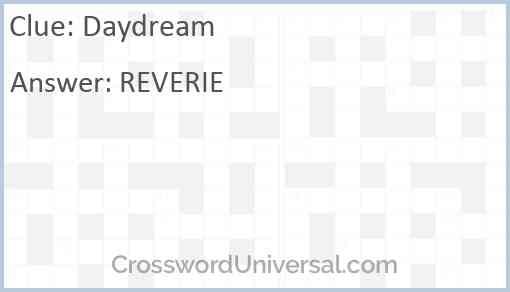 Daydream Answer